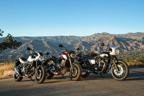 2019 Honda CB650R vs. Kawasaki W800 Cafe vs. Suzuki SV650X | Comparison Review