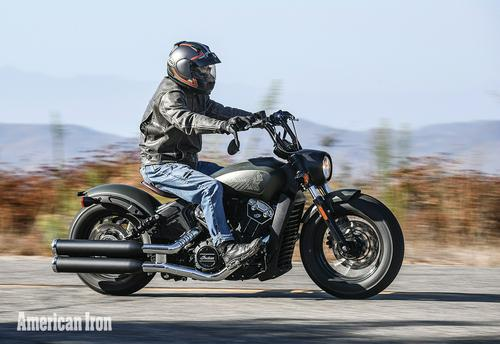 2020 Indian Motorcycle Scout Bobber Twenty Review