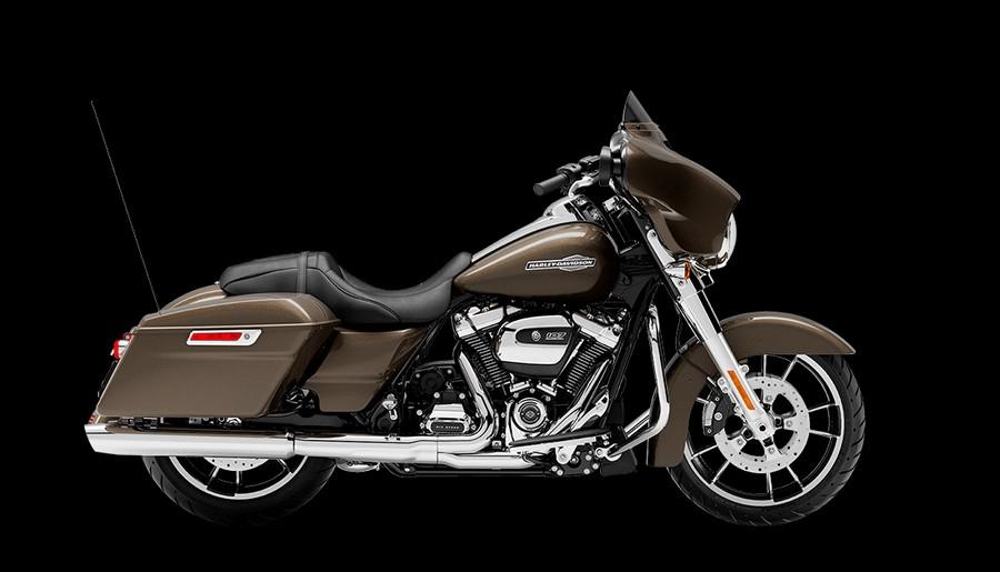 2021 Harley-Davidson® Street Glide® River Rock Gray