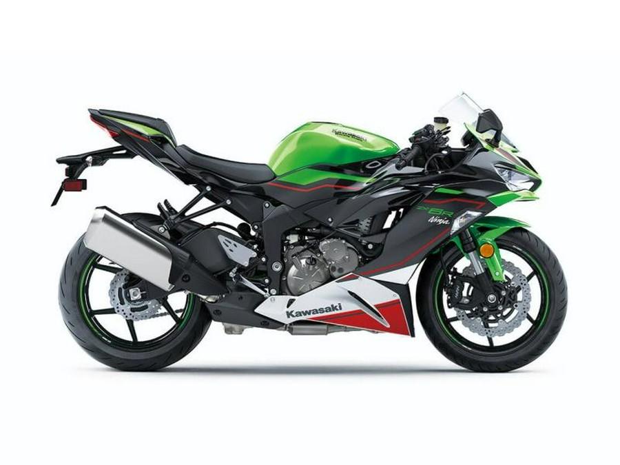 2021 Kawasaki Ninja® ZX™-6R ABS KRT Edition