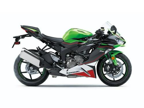 2021 Kawasaki Ninja ZX-6R And ZX-14R First Look Preview