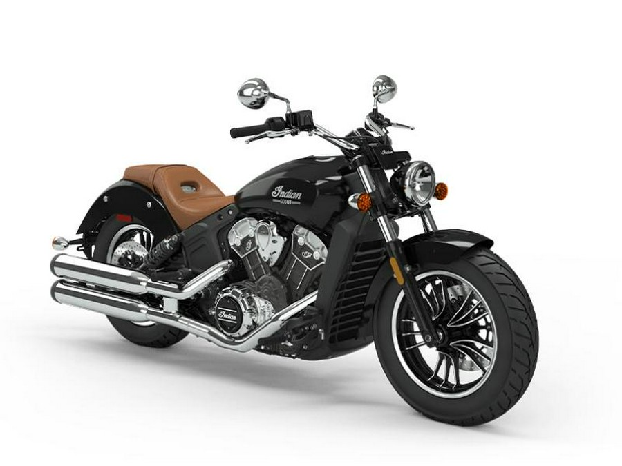 2020 Indian Motorcycle® Scout® Thunder Black