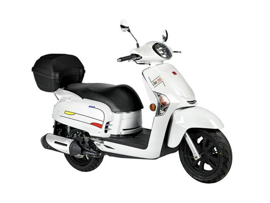 2020 KYMCO Like 200i Limited Edition