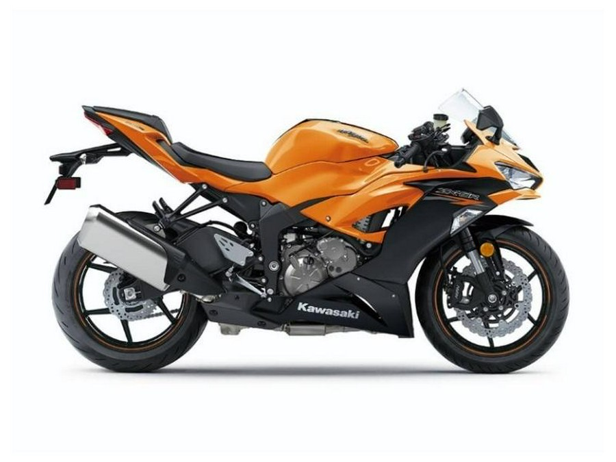 2020 Kawasaki Ninja® ZX™-6R