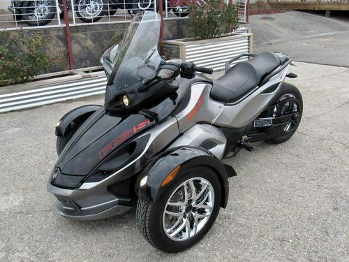 2012 Can-Am® Spyder® RS S