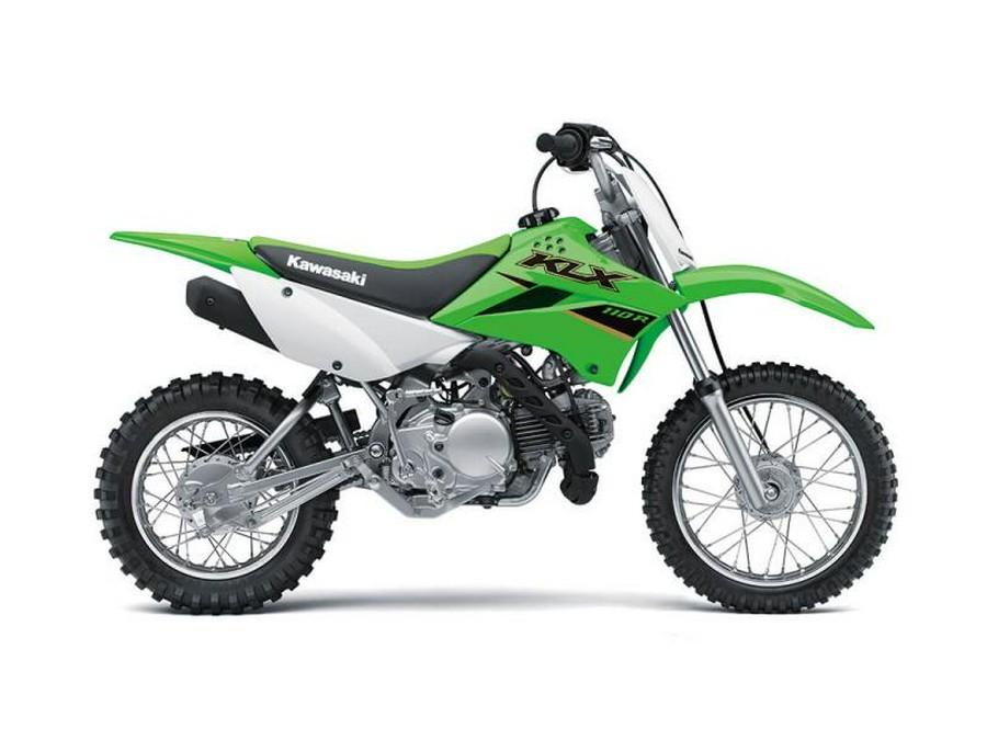 2022 Kawasaki KLX®110R
