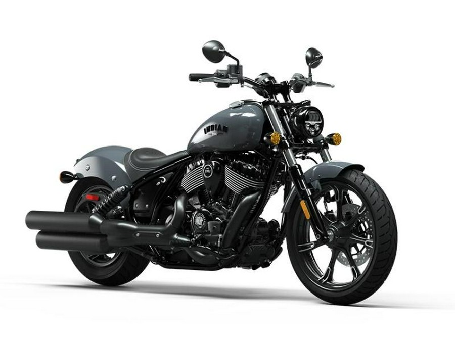 2022 Indian Motorcycle® Chief Dark Horse® Stealth Gray