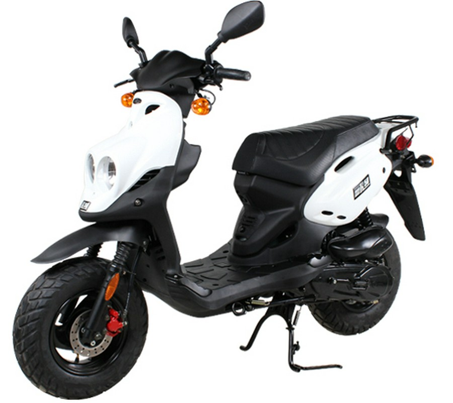 2022 Genuine Scooters Roughhouse 50