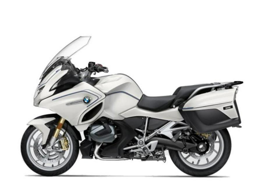 2022 BMW R 1250 RT 719 Mineral White Metallic