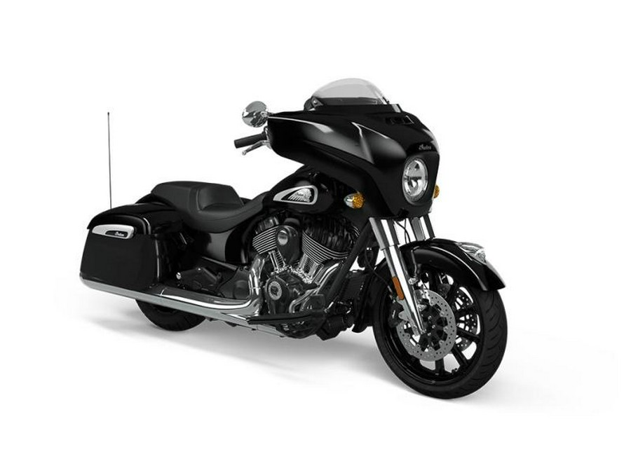 2021 Indian Motorcycle® Chieftain® Thunder Black