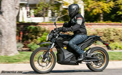 2018 Zero DSR First Ride Review