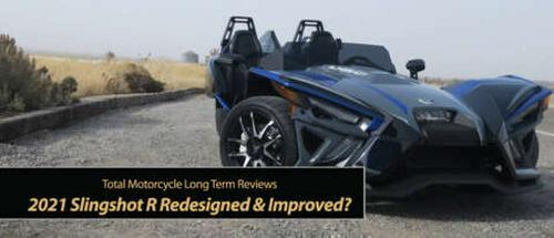 2021 Slingshot R Redesigned & Improved – TMW First Ride!