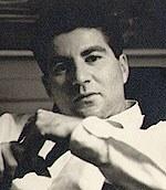 Jerome Chodorov. Image courtesy of Rhea and Jerome Chodorov.
