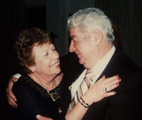 Rhea and Jerome Chodorov. Image courtesy of Rhea and Jerome Chodorov.