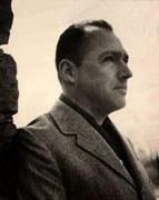 Walter Teller. Image courtesy of <em>the New Hope Gazette</em>, New Hope, PA.