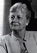 Photograph of Paulette Van Roekens, 1958. Image courtesy of Davis Meltzer.