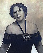 Margaret Widdemer, image courtesy of John D. Widdemer.