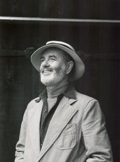 <p>Robert Whitley. Photograph by Mark Linquist. Image courtesy of Robert Whitley. James A. Michener Art Museum archives. </p>