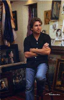 Glenn Harrington. Image courtesy of the artist.