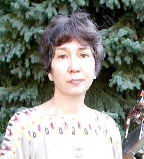 Irina Rabinkov. Image courtesy of the artist.