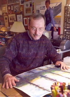 <p>John Sears. Image courtesy of Anne Sears.</p>