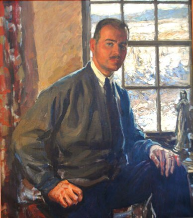 <p>Edward J. Byrne Sr. James A. Michener Art Museum archives.</p>