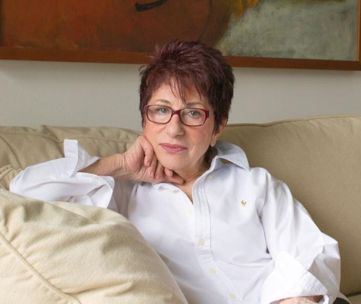Dorine Lerner. Image courtesy of the artist.
