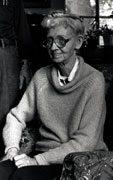 Faye Swengel Badura. Photograph by Jack Rosen. James A. Michener Art Museum.