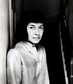 Photograph of Patricia Highsmith.