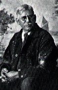 Edward Redfield. Photograph by Juley & Sons. Image courtesy of Patricia Redfield Ross and Dorothy Redfield.