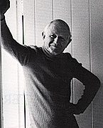Clarence Holbrook Carter. Photograph by Michael Bergman, 1982. Image courtesy of the artist.