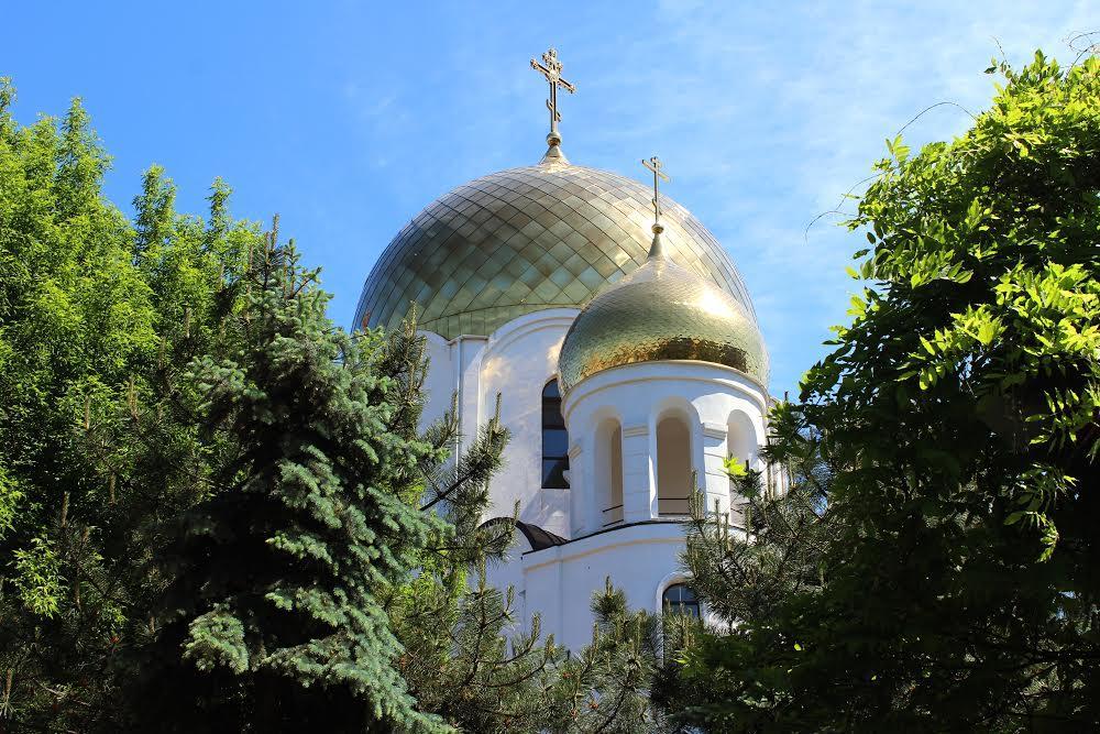 Соборный храм святителя Спиридона Тримифунтского
