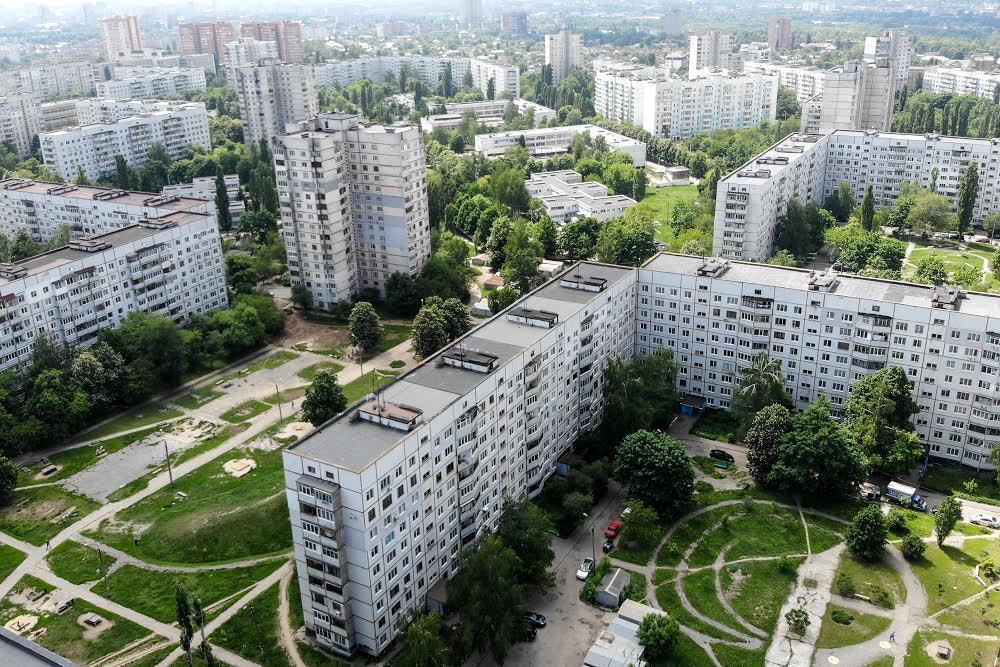 Алексеевка в Харькове
