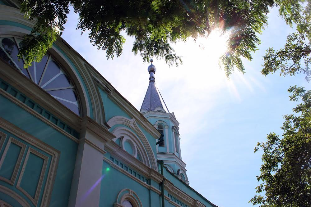 Свято-Рождество-Богородичный храм Слободке в Одесса