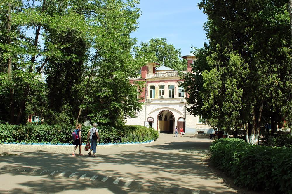 Городская клиническая больница №11 Слободка в Одессе
