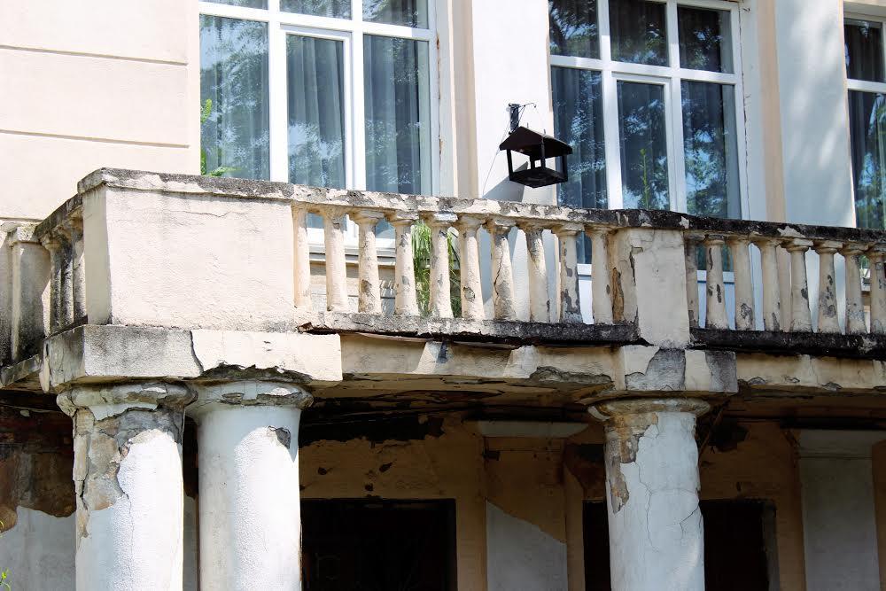 Архітектура Слобідки  Одеса
