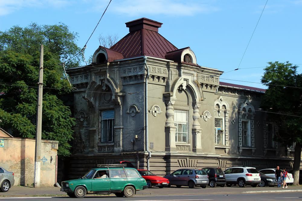 Молдованка в Одессе