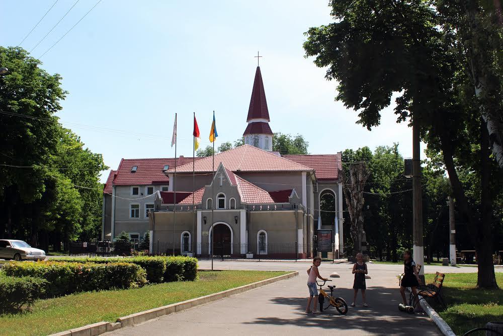 Церковь Молдованка
