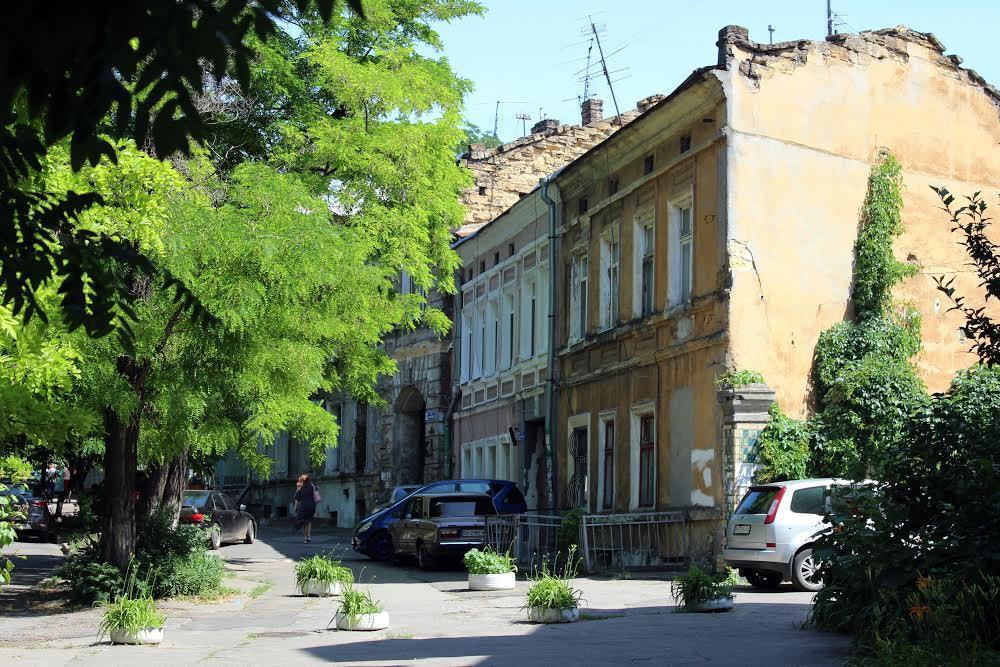 Дома на Молдованке