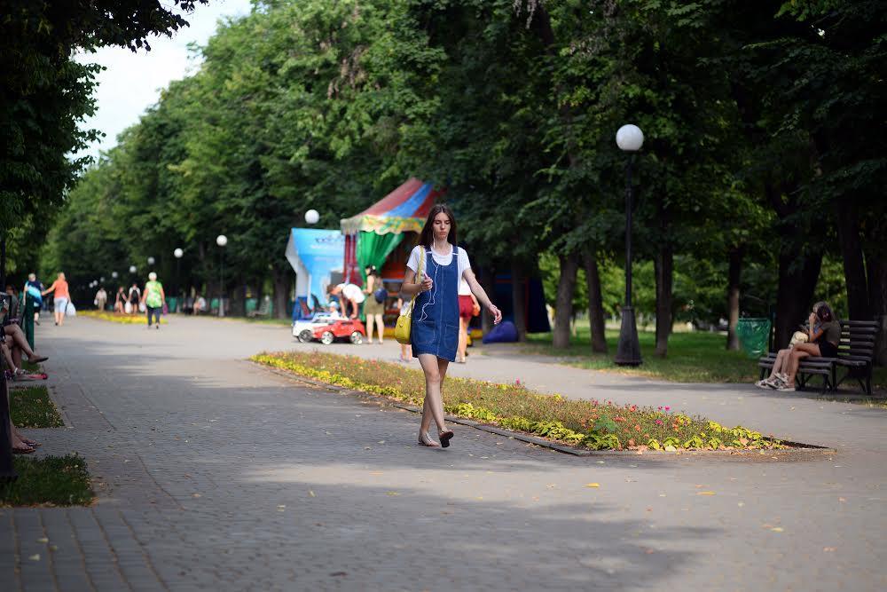 Бульвар Юр'єва в Харкові