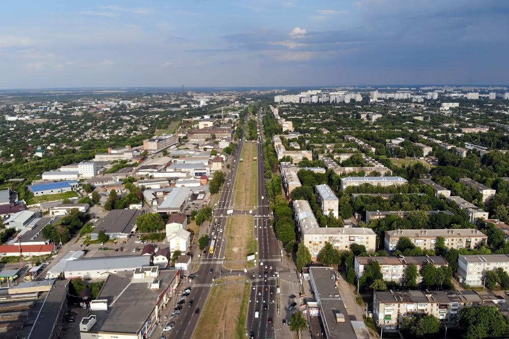 Нові будинки - Харків
