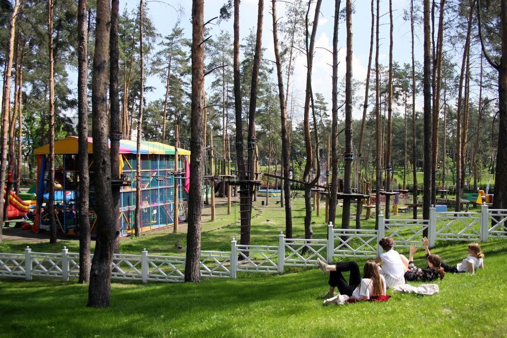 Екстрим парк Ірпінь