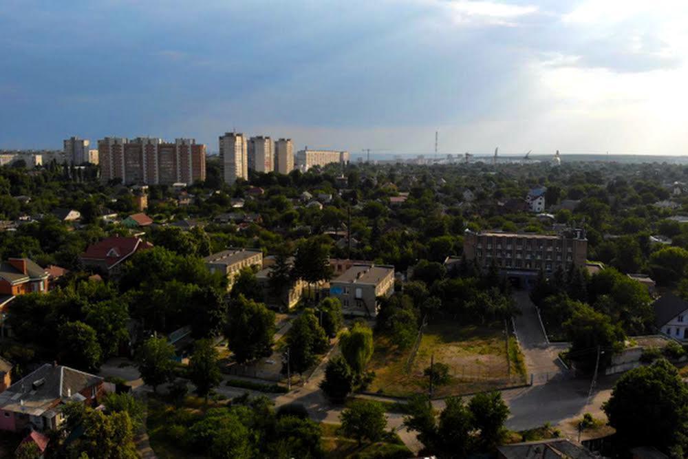 Холодная Гора массив Харькова