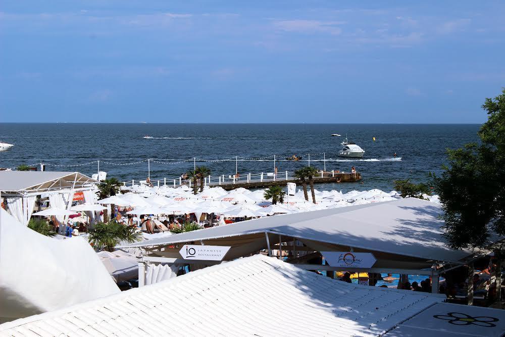 Пляж Аркадія