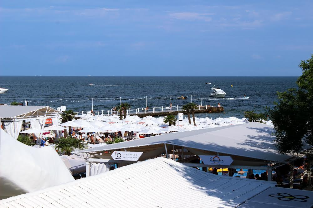 Пляж Аркадия
