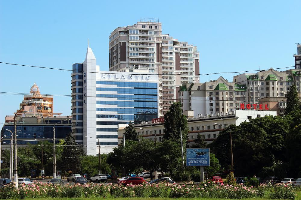 Мікрорайон  Аркадія  в Одесі