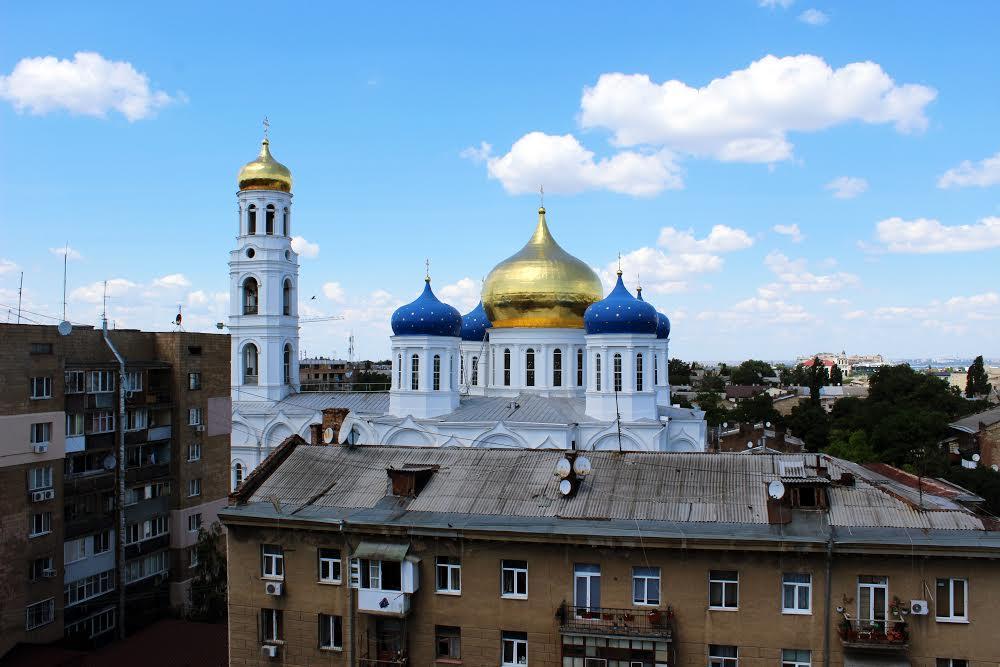 Успенский собор в Одессе