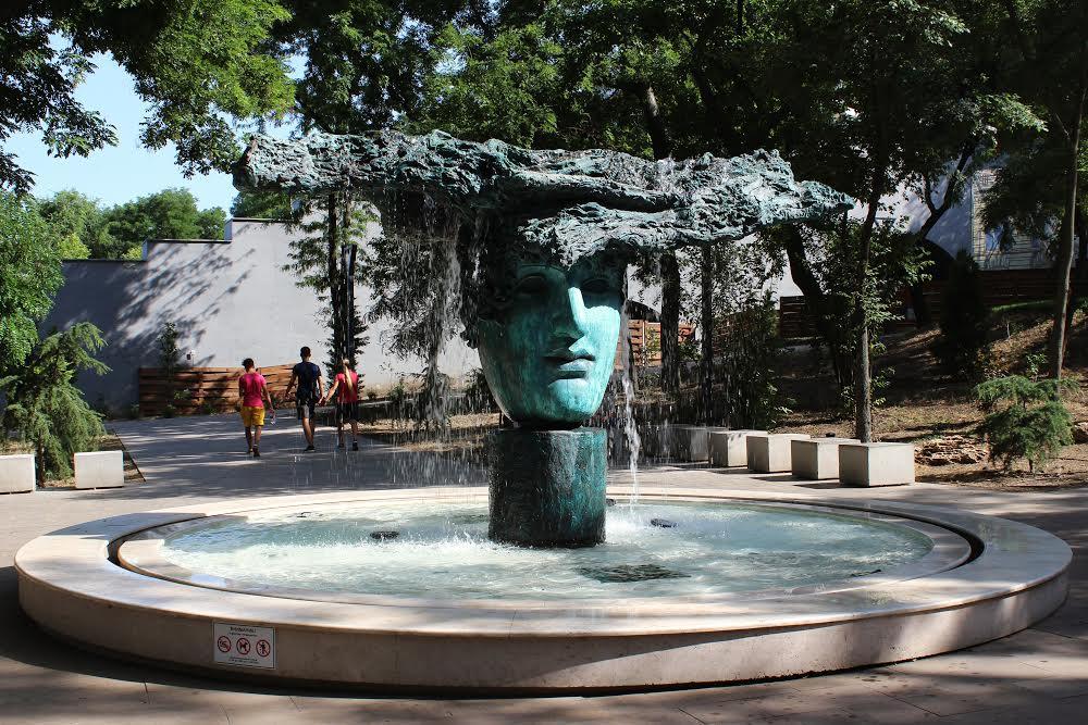 Греческий парк Одесса