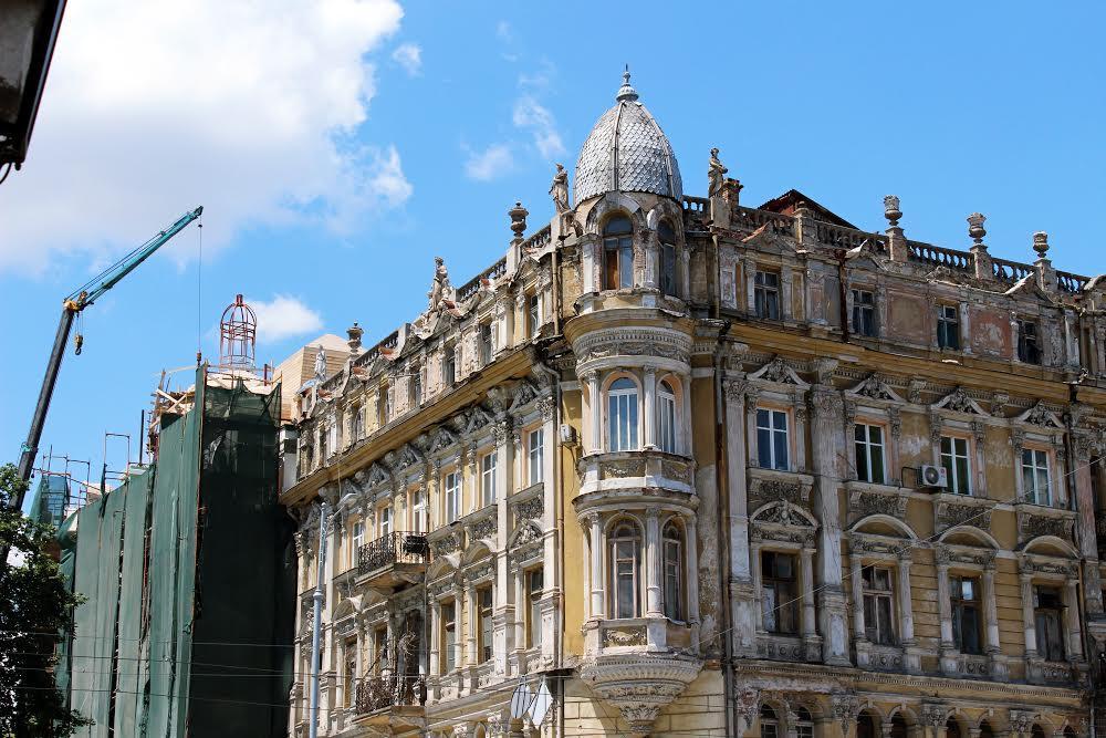 Архитектура в Одессе