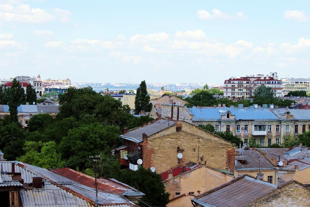 Центр микрорайон Одессы